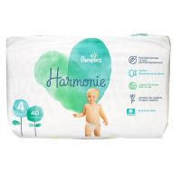 Harmonie 40 couches 9-14kg taille 4