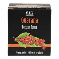 Fatigue & tonus guarana 30 gélules