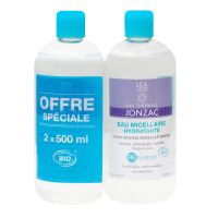 Eau hydratante micellaire REhydrate 2x500ml