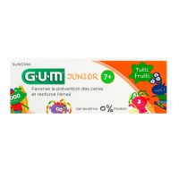 Junior 7-12 ans dentifrice 50ml