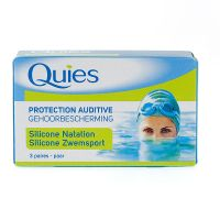 Protection auditive natation 3 paires