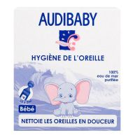 Audibaby solution auriculaire 10x2ml