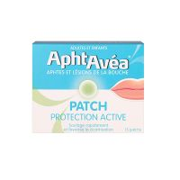 Aphtavéa 15 patchs protection active