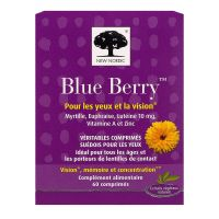 Blue Berry 60 comprimés