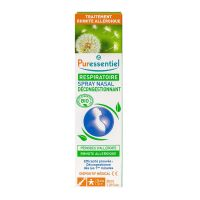 Spray Nasal décongestionnant allergies 30ml