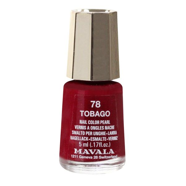 Mini Color vernis 5ml - 78 Tobago